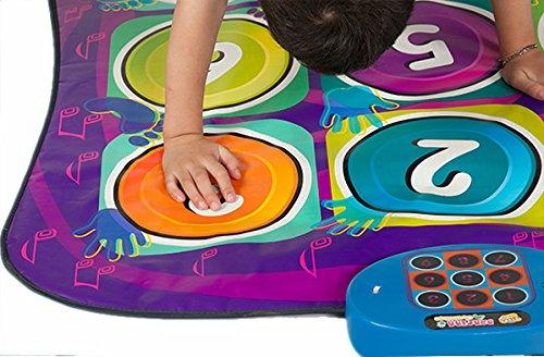 Tanzcontest Spielmatte Tanzmatte Musikmatte SLW9715//2210 SixBros