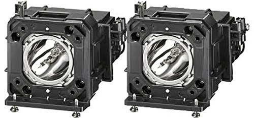 PT-DW830 Panasonic Twin-Pack Projector Lamp Replacement (contains two lamps). Projector Lamp Assembly with Original Bulb Inside. Twin Pack contains 2 Lamps.