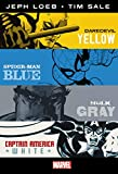 Marvel Knights: Jeph Loeb & Tim Sale: Yellow, Blue, Gray & White Omnibus