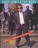 Huey Lewis & The News 1988 Small World Tour Concert
