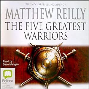 Five Greatest Warriors Audiobook