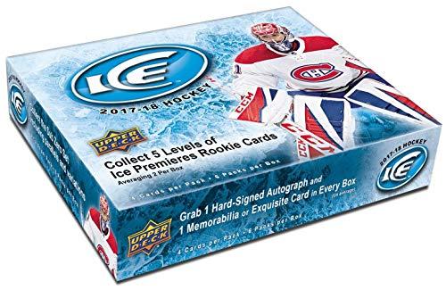 2017 Upper Deck Ice - 2017/18 Upper Deck Ice NHL Hockey box