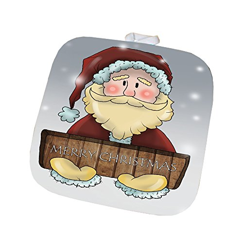 Merry Christmas Happy Holiday Pot Holder D427