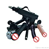 Hetam Female Masturbation Retractable Sex Machine Automatic Sexual Intercourse Fucking Machine with Super Big Dildo Sex Furniture for Couples