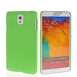 QUSECASE Duro Carcasa Funda Caso Tapa Case Cover Para Samsung Galaxy Note 3 N9000 Verde