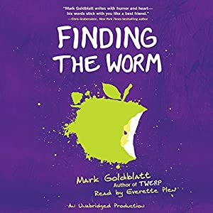 Finding the Worm (Twerp Sequel) Audiobook