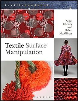Book Textile Surface Manipulation (Textiles Handbooks)