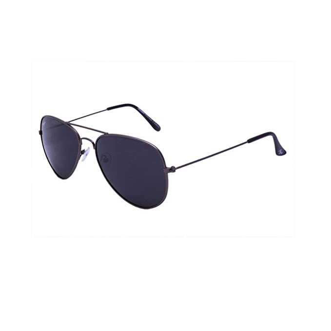 9a49204ea082 FLOYD Unisex Aviator Sunglasses (Grey): Amazon.in: Clothing & Accessories