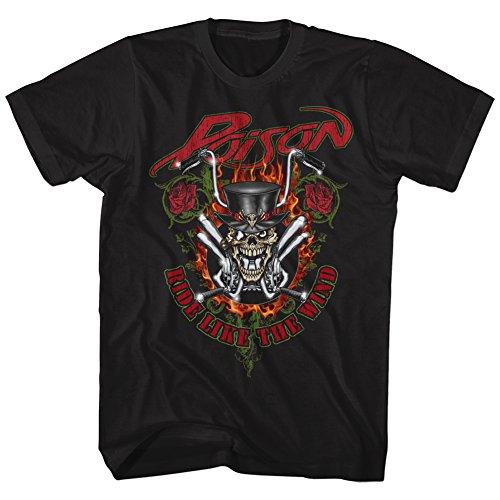 Poison The T Wind shirt Ride Nero American Classics Like q77cfU4pw