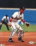 Chipper Jones Autographed 8x10 Photo Atlanta Braves PSA/DNA #Q89234