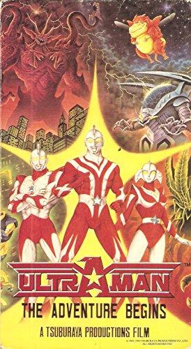 Ultraman - The Adventure Begins [VHS]