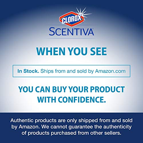Clorox-BB0411 Scentiva Scent Booster Beads Laundry Freshener  Beautiful and Fresh Tuscan Lavender & Jasmine Scent   Easy to Use Laundry Beads Scent Booster   9.7 Oz