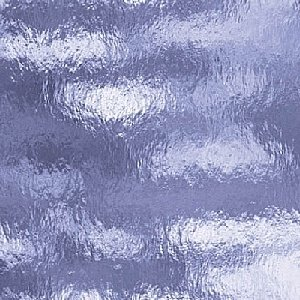 Spectrum Pale Blue Cathedral Rough Rolled Stained Glass Sheet - 8