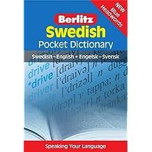 Swedish Pocket Dictionary Berlitz