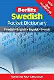 Swedish Pocket Dictionary: Swedish-English/Engelsk-Svensk (Berlitz Pocket Dictionary) (Swedish Edition)