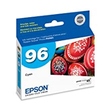 Epson T096220 Stylus Photo R2880 Printer UltraChrome K3 Ink Cartridge (Cyan)