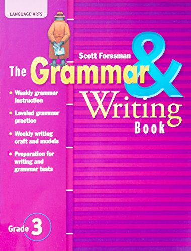 READING 2007 THE GRAMMAR AND WRITING BOOK GRADE 3