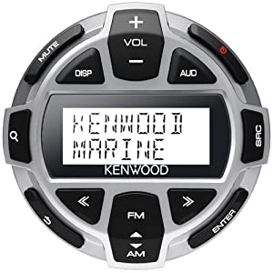 51oKgNuyclL._SY300_ amazon com new kenwood kca rc55mr wired marine boat remote to kmr kenwood kmr-550u wiring diagram at gsmportal.co