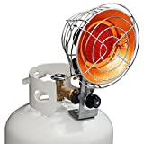 ProCom PCTT15 Tank-Top Propane Heater, Single Burner, 15,000 BTU For Sale