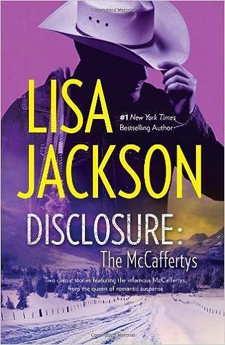 Book Disclosure: The McCaffertys: The McCaffertys: Slade\The McCaffertys: Randi by Lisa Jackson (2012-12-18)