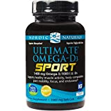 Best Ultimate Sports - Nordic Naturals - Ultimate Omega-D3 Sport, Supports Healthy Review