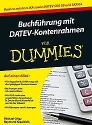 Buchführung mit DATEV-Kontenrahmen für Dummies (Fur Dummies)