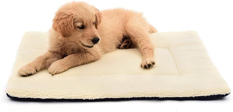 Dericor Dog Bed Dog Crate Bed Plush 36 Uk Machine Washable Amazon Co Uk Pet Supplies