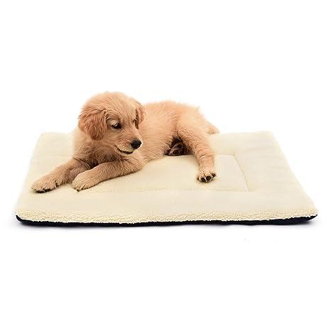 Cama de perro cuna cama felpa