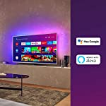 Philips-Ambilight-65PUS854512-65-Inch-LED-TV-4K-UHD-P5-Engine-Dolby-Vision-Dolby-Atmos-HDR-10-Freeview-Play-Compatible-with-Alexa-Android-TV-Light-SilverSilver-Chrome-20202021-Model