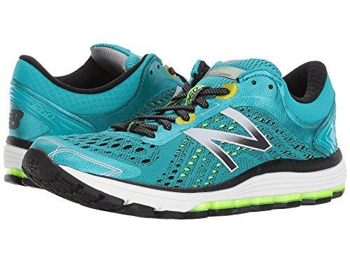 離婚成人期困惑する(ニューバランス) New Balance レディースランニングシューズ?スニーカー?靴 1260 V7 Pisces Blue/Lime Glo 5 (22cm) D - Wide