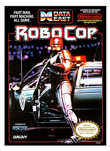 Price comparison product image Robocop