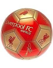 Liverpool FC Ball handtekeningen GB - maat 5