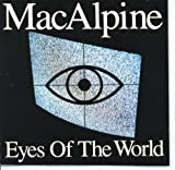 Eyes Of The World by Tony MacAlpine (1989-09-03)