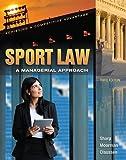 Sport Law 9781621590033