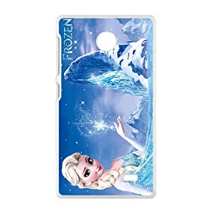 ZXCV Frozen fresh lovely girl Cell Phone Case for Nokia Lumia X