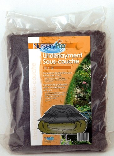 Aquascape - Needle-punched Water Garden Underlayment 200 sqft Package