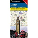 London (National Geographic Destination City Map)