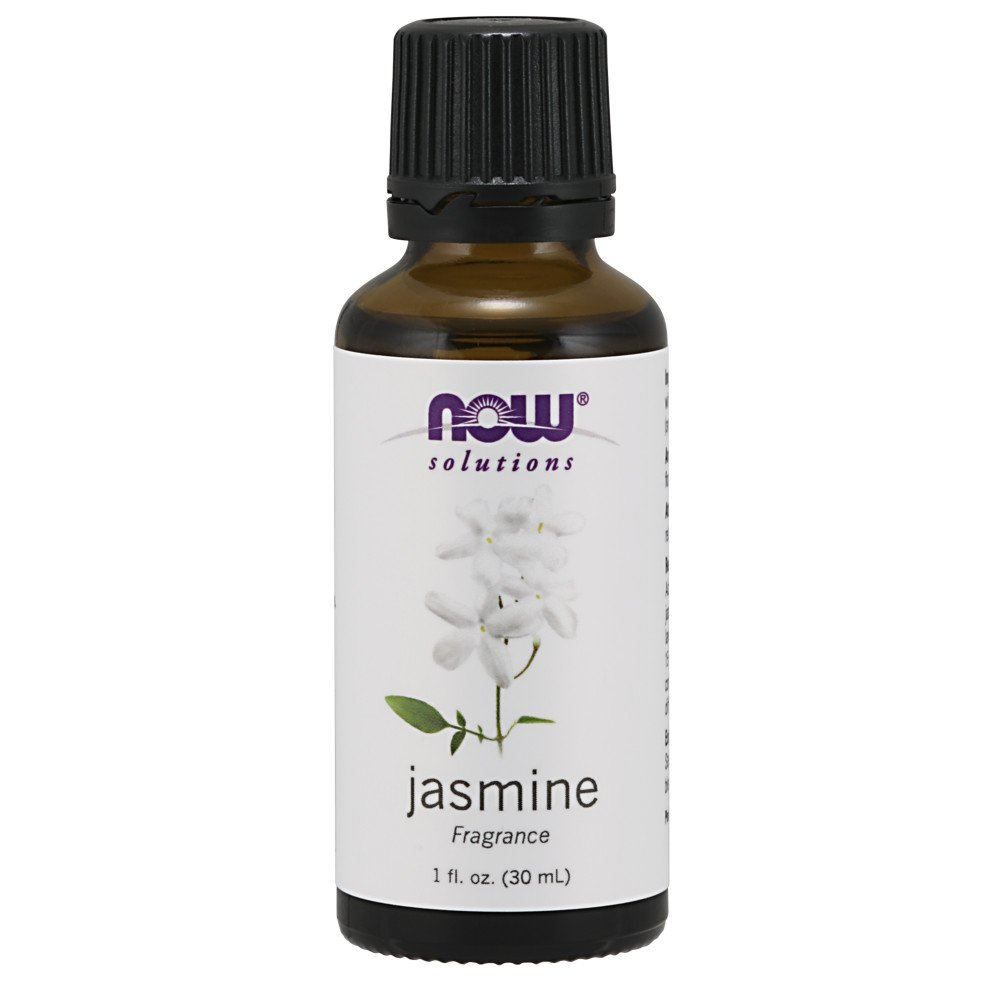NOW Solutions Jasmine Fragrance, 1-Ounce