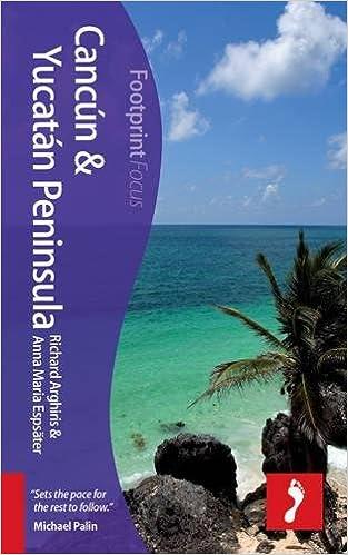Canc/ún /& Yucatan Peninsula Focus Guide 2nd