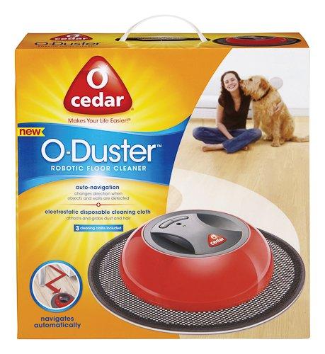 O Cedar O Duster Robotic Floor Cleaner