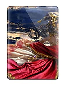 LastMemory Ipad Air Well-designed Hard Case Cover Fantasy Princess Protector