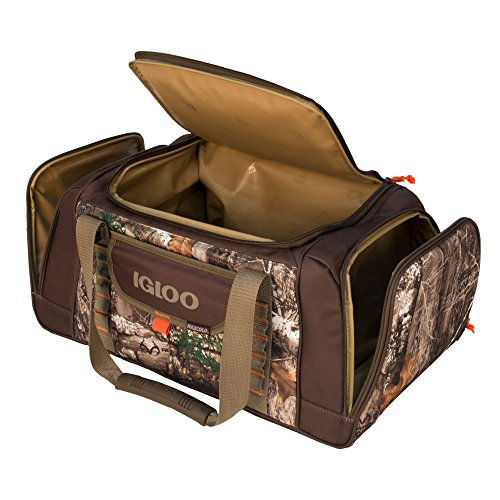 Duffle Cooler - Igloo Tactical Duffel-Realtree, White
