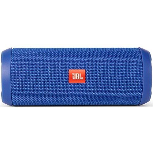 JBL Flip 3 Portable Bluetooth Speaker Blue JBLFLIP3BLUE