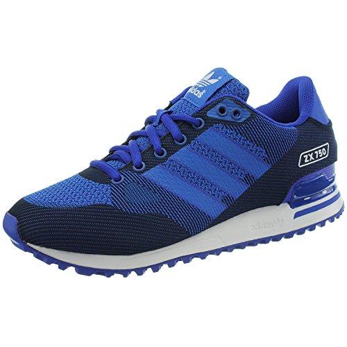 adidas ZX 750, Men's Trainers Boblue-blue-ftwwht