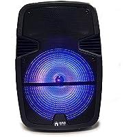 EMB PKL-3300ST 15 Rechareable Portable Wireless Bluetooth Speaker 1500W 7 Hour Battery Life