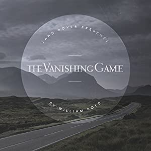 The Vanishing Game Audiobook