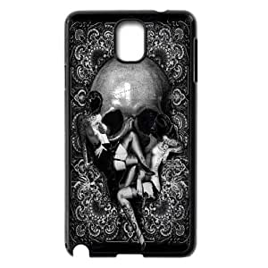 Patterned Skull Snap-on Hard Back Skins Hard Case Cover For Samsung Galaxy NOTE3 Case Cover AKG266093