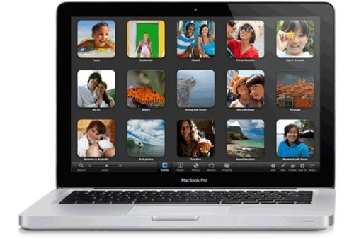 Apple MacBook Pro 13 (Mid 2012) - Core i7 2.9GHz, 8GB, 750GB HDD (Renewed) - Macbook Pro Processor