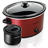 Cheap Hamilton Beach 33259 5-Quart Oval Slow Cooker