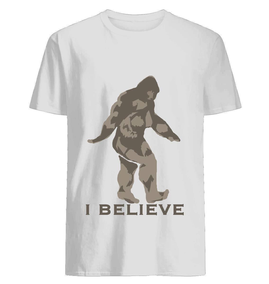 I Believe 4 T Shirt For Unisex